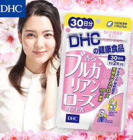 DHC DHC 大马士革玫瑰精油香体丸30日量 去异味