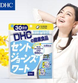 DHC DHC 贯叶连翘胶囊30日量圣约翰快乐草缓焦躁