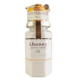 &honey 深層滋潤護髮素 430ml