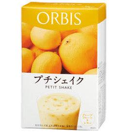 ORBIS ORBIS 低卡纤体营养代餐奶昔 柠檬西柚味 7袋入