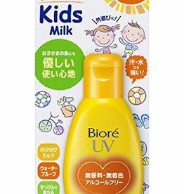 Biore Biore 儿童温和防晒乳液 SPF 50+/PA++++  90G 2019年最新版
