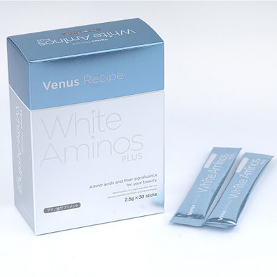 AXXZIA 晓姿 Venus Recipe White Aminos Plus  升级版美白饮 30支入