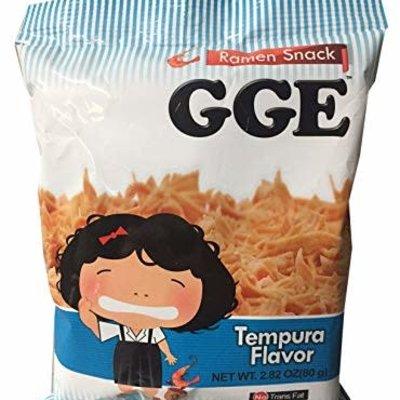 GGE 張君雅小妹妹方便麵 天婦羅味 80g