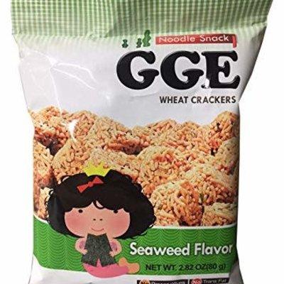 GGE 張君雅小妹妹方便麵 海帶味 80g