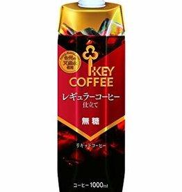 Key coffee 無糖冰咖啡