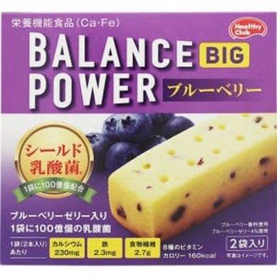 Balance Power 低热量谷物营养代餐饼乾 蓝莓味 盒装(2袋入)