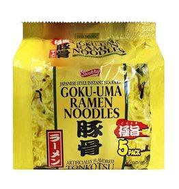 GOKUUMA 豚骨拉麵 5pack