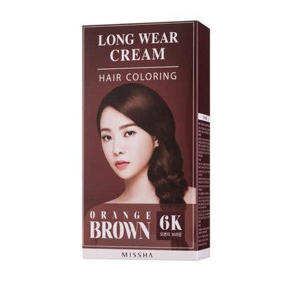 Missha Missha 长效持久染髮膏 橙棕色