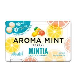 Asahi Aroma Mint 去口气亲新丸 柠檬西柚味 50粒