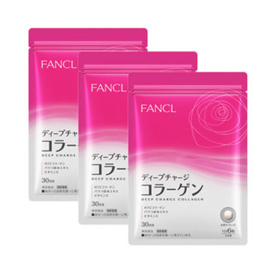 Fancl Fancl 胶原蛋白丸 180粒*3包(约90天量)