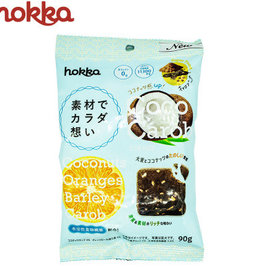 Shiro Shiro LIFE X Hokka 北陆製果可可豆乳味饼乾 90G