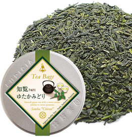 LUPICIA Lupicia 知览绿茶茶包 10包入 罐装