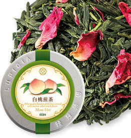 LUPICIA Lupicia 白桃煎茶 50G 经典罐装