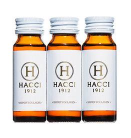 Hacci HACCI 日本蜂蜜胶原蛋白口服液美容养颜30ml*3瓶装