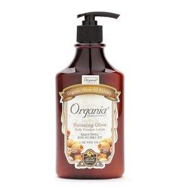 Whitecospharm 纯天然有机橄榄油舒缓保湿精华身体乳 400ML