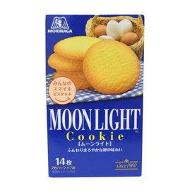 Morinaga Morinaga 森永月饼饼乾 牛油曲奇 14枚
