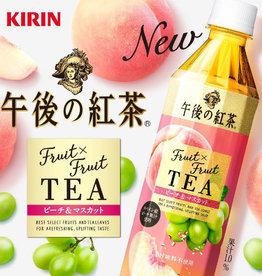 Kirin 麒麟午后红茶 水果味 500ML