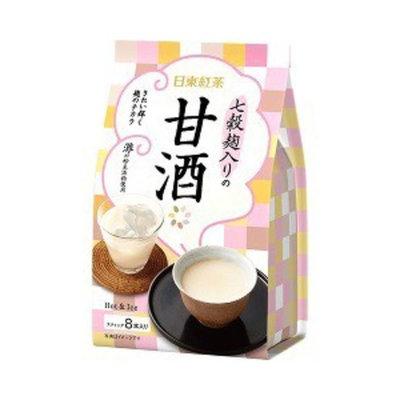 日东红茶甘酒 8袋入