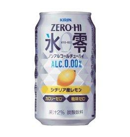 Kirin 麒麟水零无酒精鸡尾酒 柠檬味 350ML