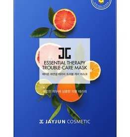 Jayjun Copy of Jayjun 新水光精油緊緻保濕面膜盒裝 薰衣草香 10枚入