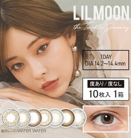 LIL MOON Lil Moon 1 Day 10 Pcs 日拋美瞳10枚裝