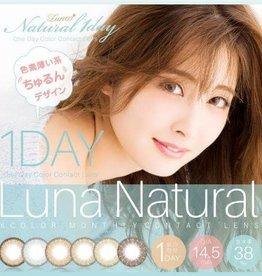 Luna Natural Luna Natural 1 Day 10 Pcs 日拋美瞳10枚裝