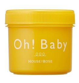 Oh!Baby House Of Rose身体去角质磨砂膏 柠檬限定 200G
