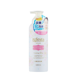 Mandom Beauty Bifesta 碳酸泡沫慕斯洗面奶 保湿型 180G