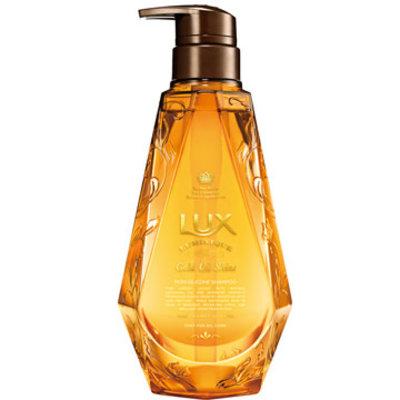 LUX LUX 精油奢华无硅油保湿亮泽洗髮水 450G