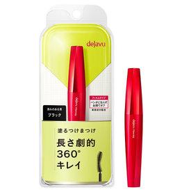 DeJavu 超自然防水防暈睫毛膏 纖長型 黑色