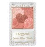 Canmake Canmake 花瓣雕刻五色腮紅啞光 (11號豆沙玫瑰) 新色