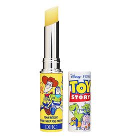 DHC DHC 純欖護唇膏 玩具總動員限定版 胡迪黃色