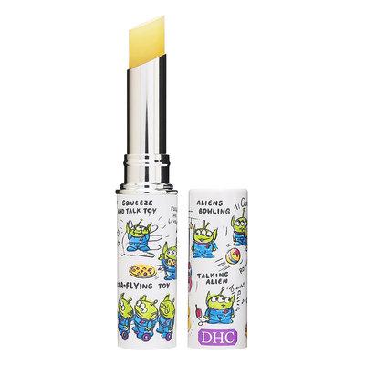 DHC 純欖護唇膏 玩具總動員限定版 太空人 白色
