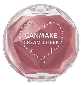 Canmake Canmake 夢幻胭脂膏顯色系列 (18號優雅玫瑰) 2019年秋季限定色