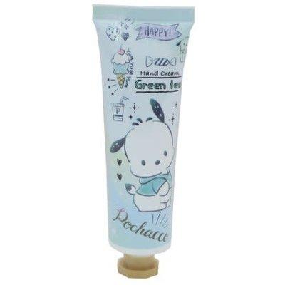 SHO-BI 卡通護手霜30G Pochakko 綠茶味