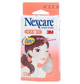 Nexcare 3M 隱形痘貼 單個