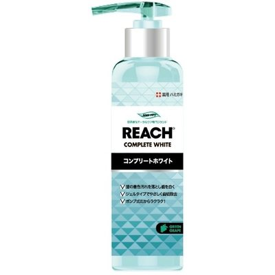 Reach 亮白牙齒系列牙膏 青葡萄香 180G