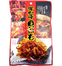 Kojima 小島泡菜味烤扇貝邊 32G