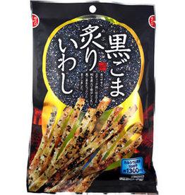 Kojima 小岛黑芝麻烤沙丁鱼 35G