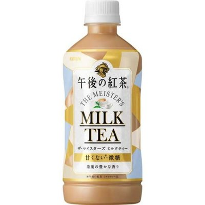 麒麟 午后红茶先生奶茶 500ml