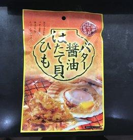 Kojima 小岛黄油酱油烤扇贝边 28g