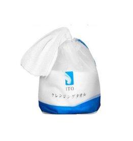 ITO 純棉一次性洗臉巾 80枚/250G