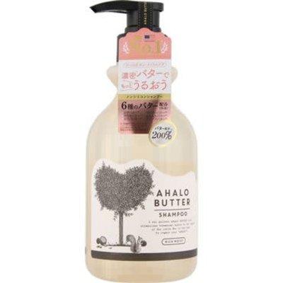 Ahalo Butter 天然萃取果油滋潤洗髮水 500ml