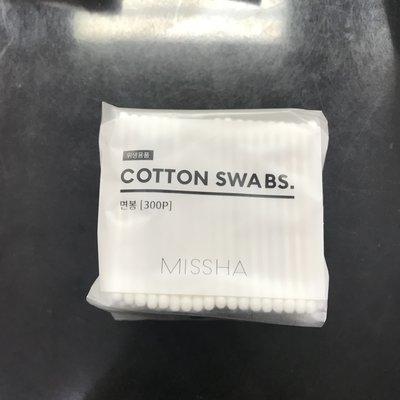 Missha Missha 一次性棉棒 300支