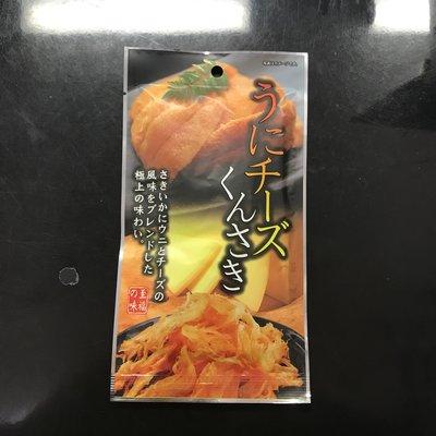 Kojima 小岛香辣奶酪熏製鱿鱼海胆 17g
