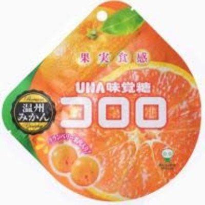 Uha 味覺糖 UHA 味覺糖 香橙味