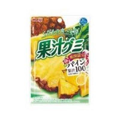 Meiji 膠原蛋白果汁軟糖 鳳梨味