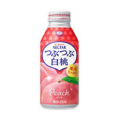 Fujiya 不二家白桃果肉果汁