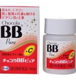 Chocola BB Pure 維生素B抗痘緩解疲勞美肌丸 40粒