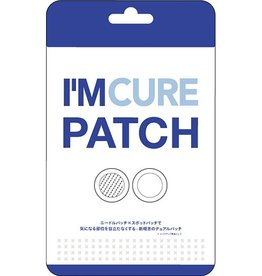 I'M CURE PATCH 消炎鎮定痘痘貼 6枚+微針貼6枚